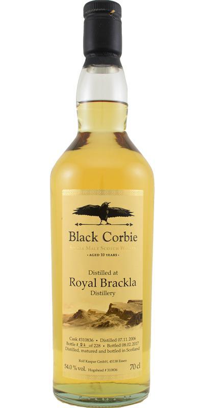 Royal Brackla 2006 RK