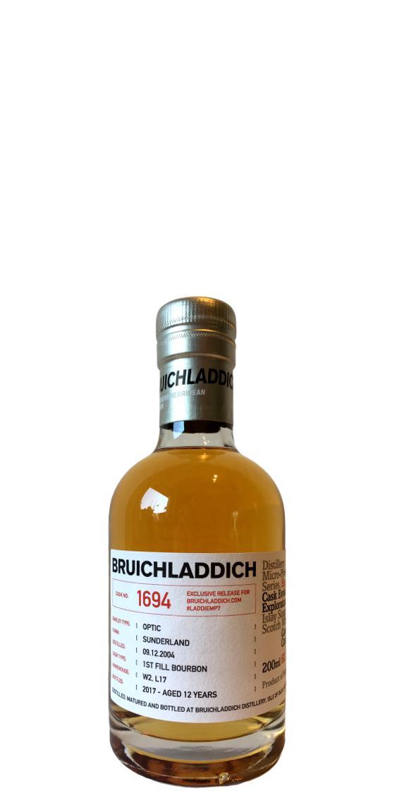 Bruichladdich #LADDIEMP7 - 2004