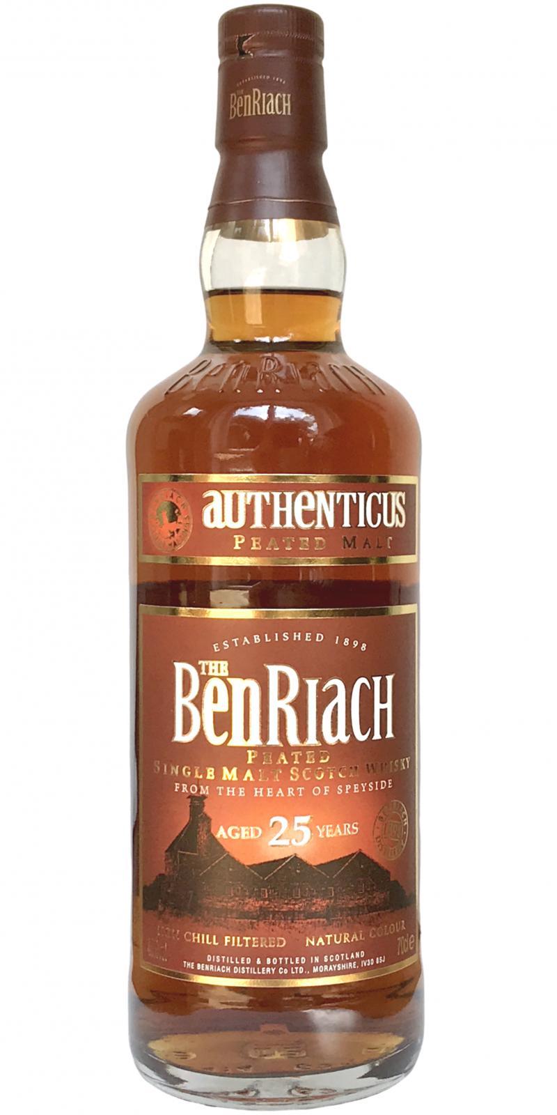 BenRiach Authenticus