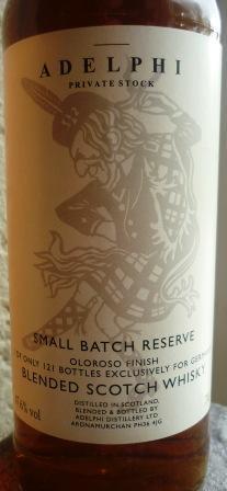 Private Stock Small Batch Reserve