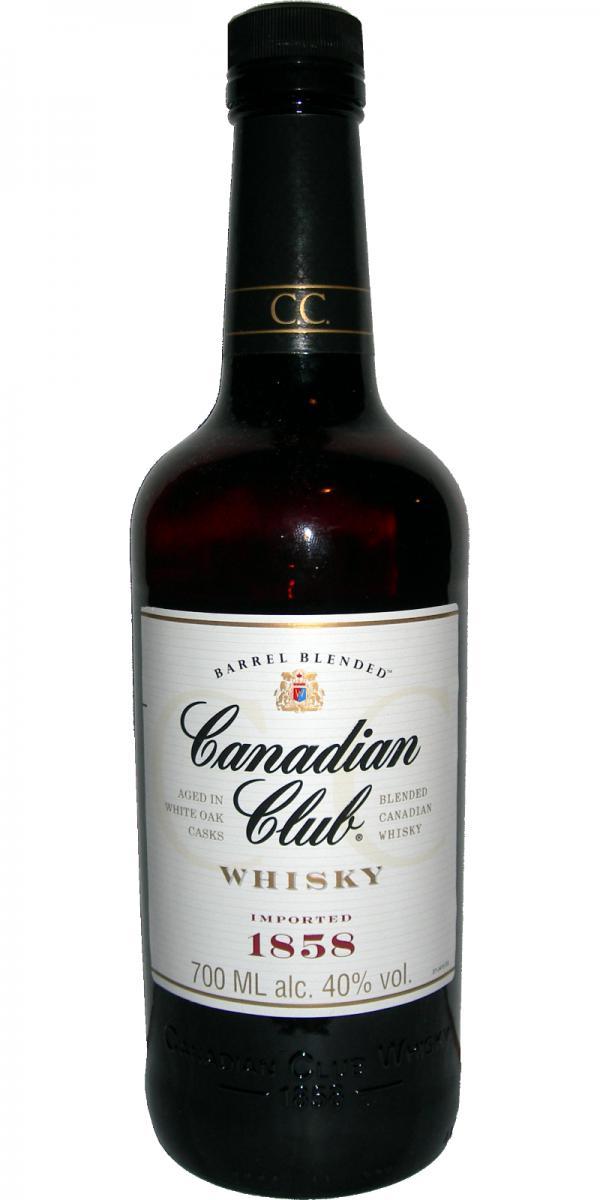 Canadian Club NAS