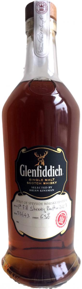 Glenfiddich 2003