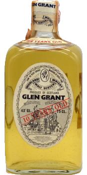 Glen Grant 10-year-old