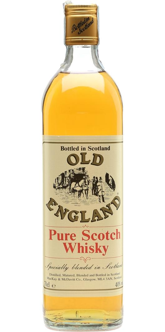 Old England Pure Scotch Whisky