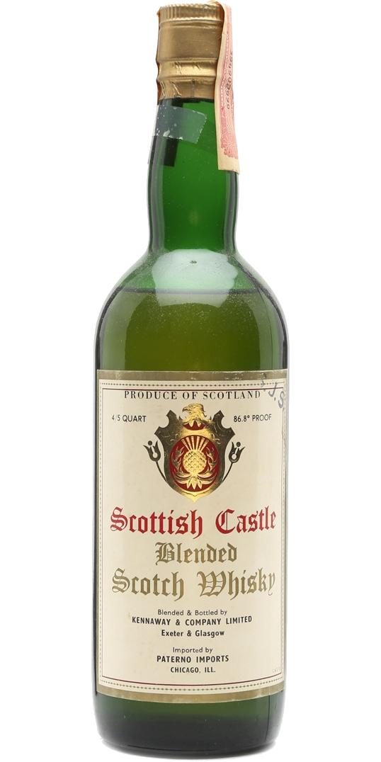 Scottish Castle Blended Scotch Whisky - Ratings and reviews
