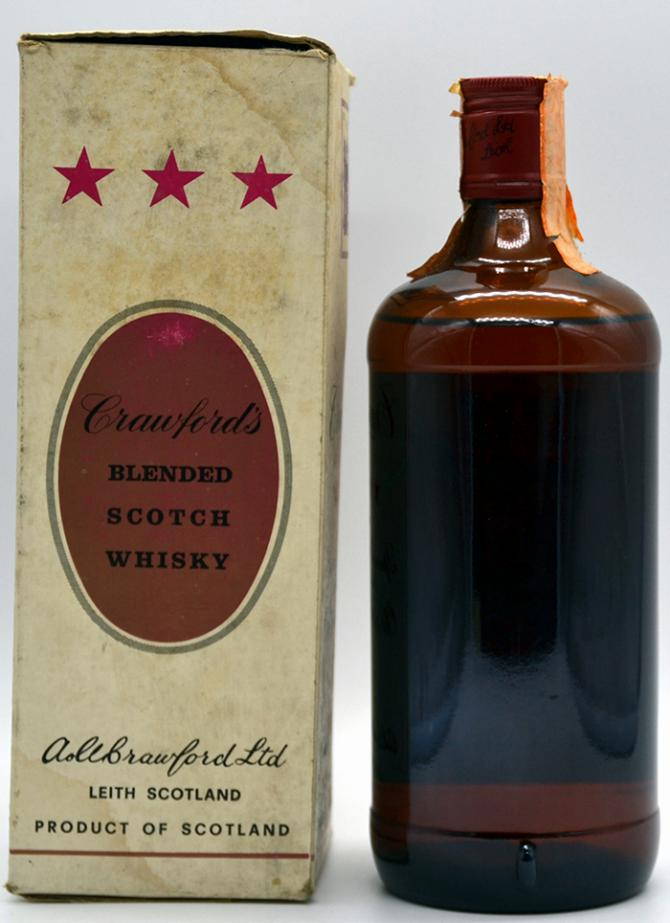 Crawford's 3 Star - Special Reserve
