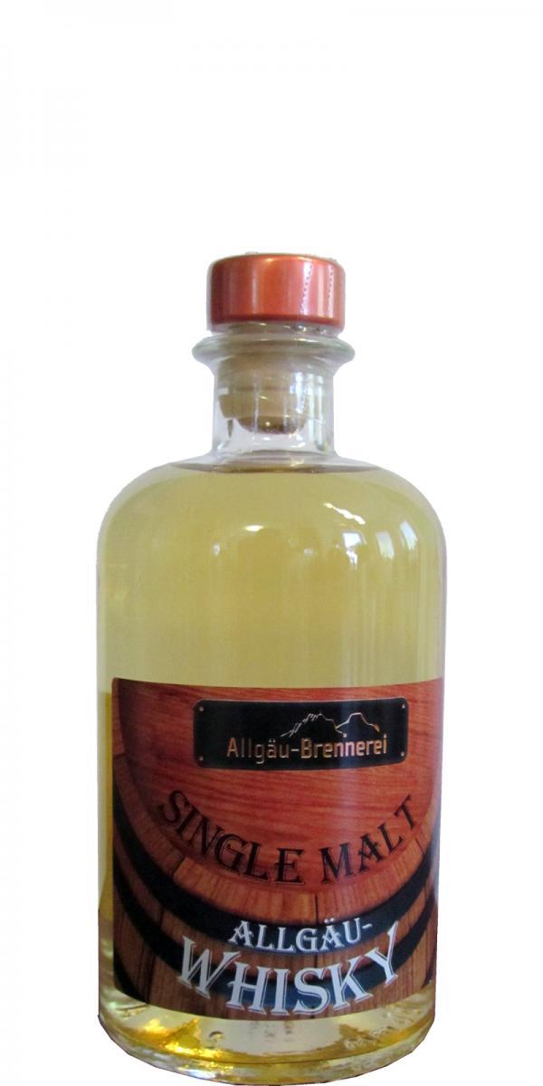 Allgäu-Whisky Single Malt