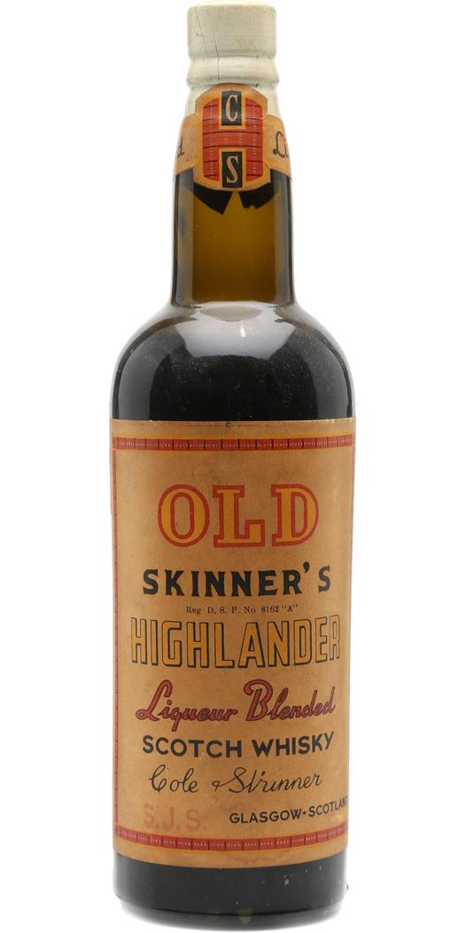 Old Skinner's Highlander
