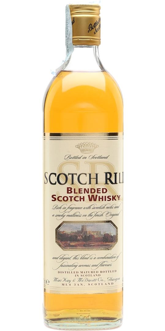 Scotch Rill Blended Scotch Whisky