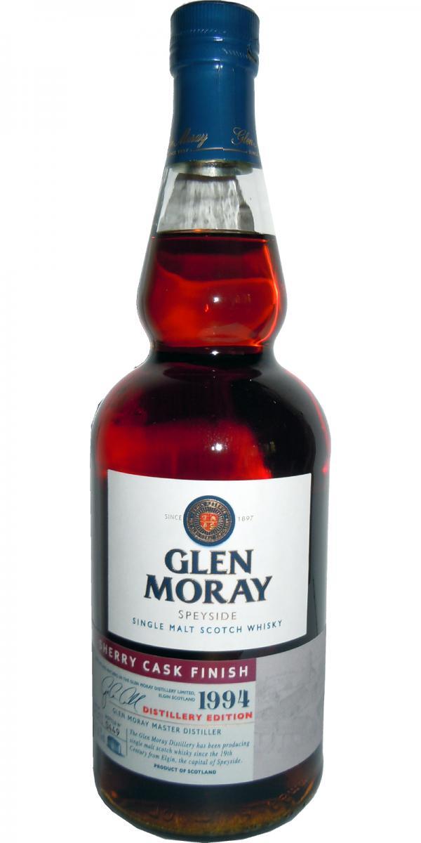 Glen Moray 1994 Sherry Cask Finish
