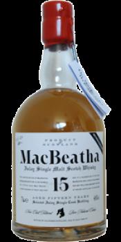 Bruichladdich 15-year-old MacBeatha Kc