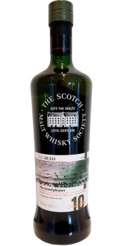 Bunnahabhain 10-year-old SMWS 10.113