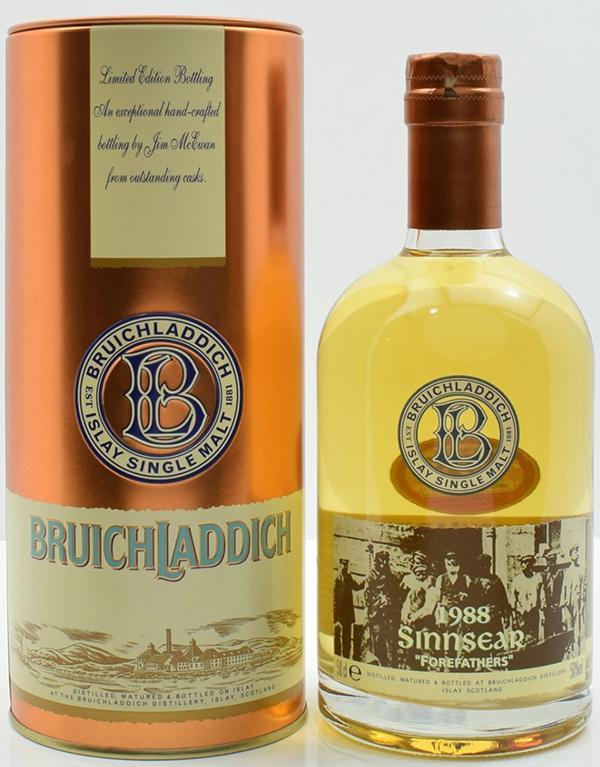 Bruichladdich 1988