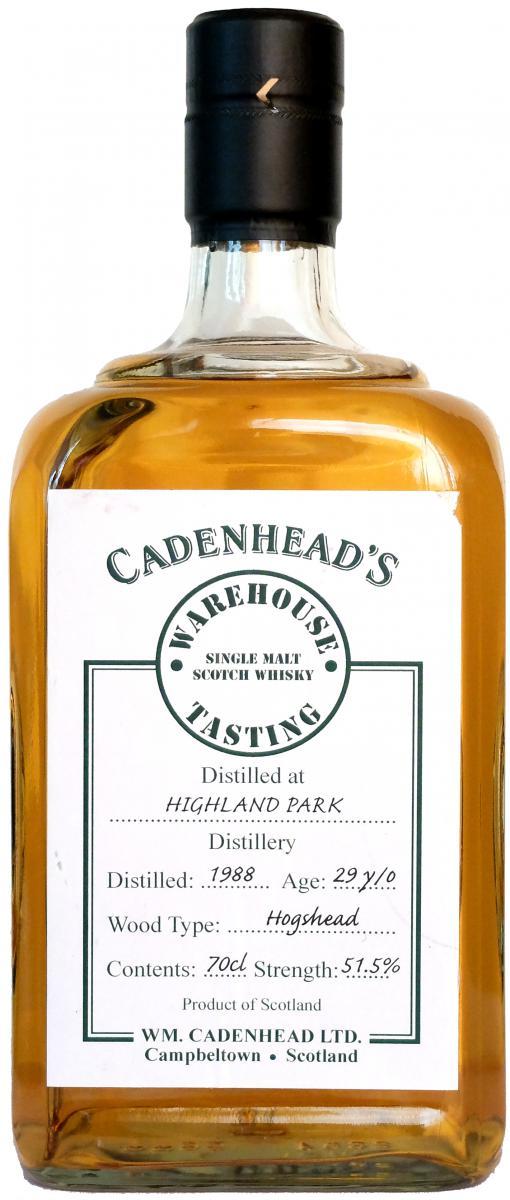 Highland Park 1988 CA