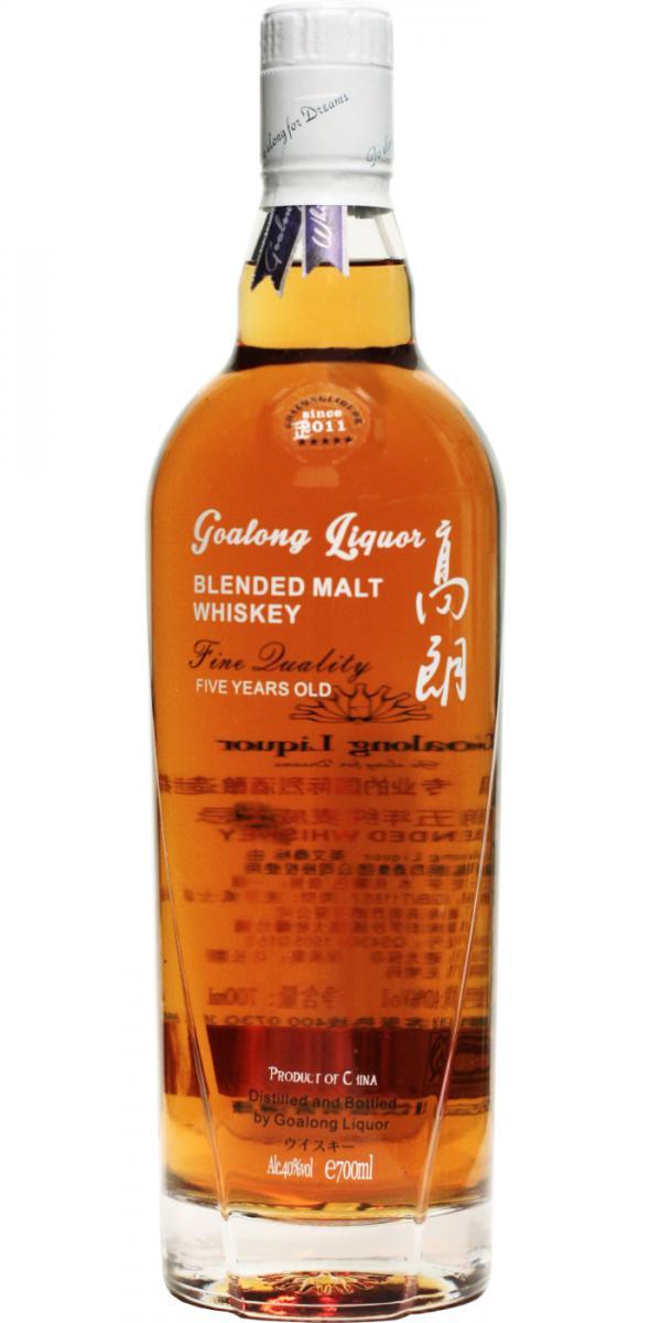 Goalong Liquor 05-year-old