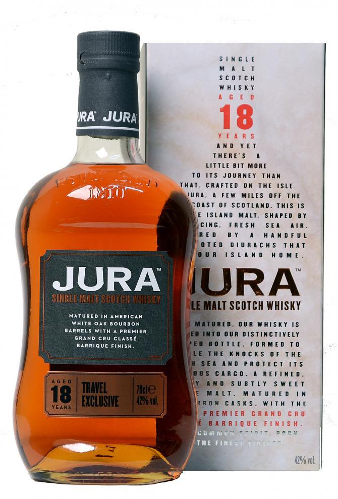 Isle of Jura 18-year-old