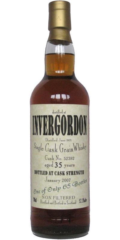 Invergordon 1971 BF
