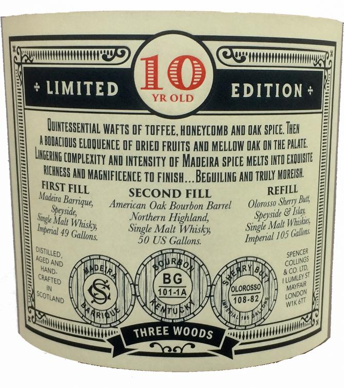 The Founders Reserve 10-year-old