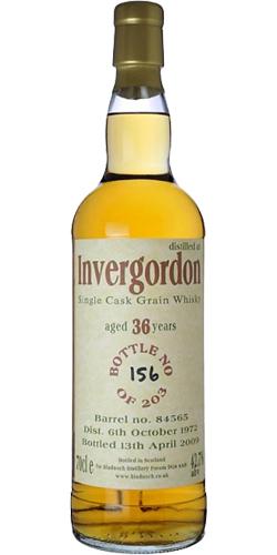 Invergordon 1972 BF