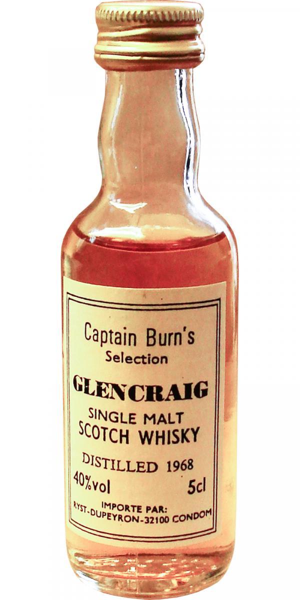 Glencraig 1968 CpB