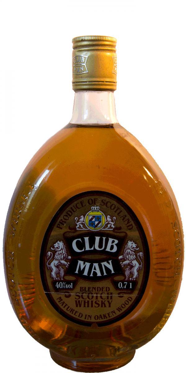 Club Man 12-year-old