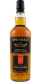 Macallan 1998 GM