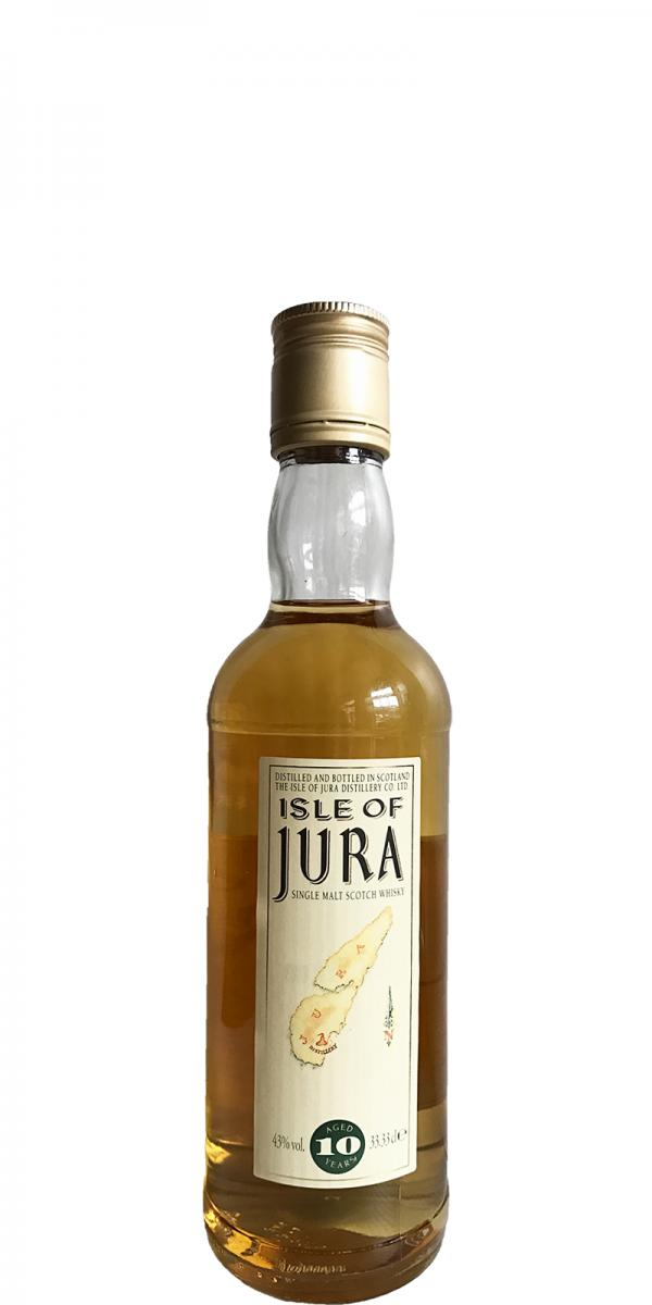 Isle of Jura 10-year-old