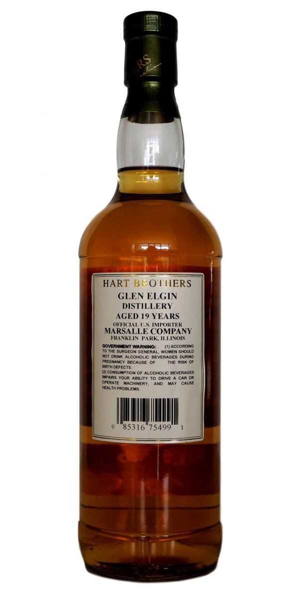 Glen Elgin 1978 HB