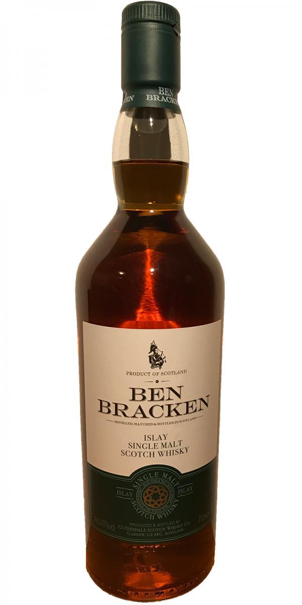 Ben Bracken Islay Cd