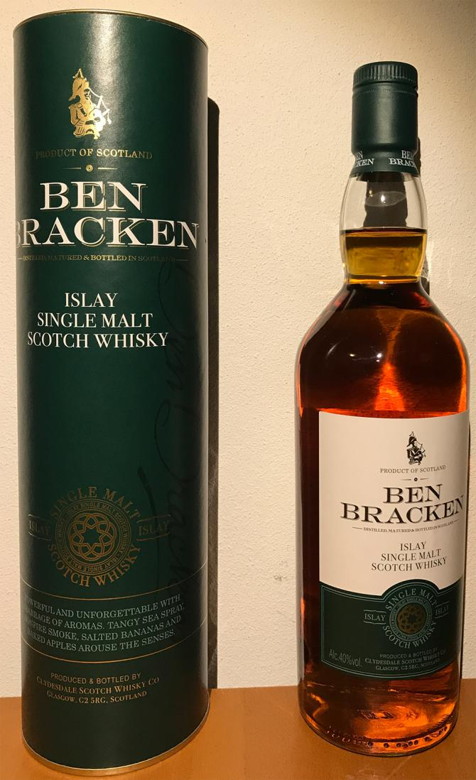 Ben Bracken Islay Cd