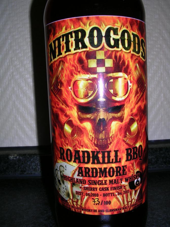 Ardmore Nitrogods Roadkill BBQ