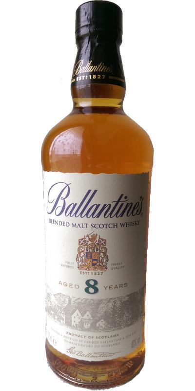 Ballantine's 08-year-old