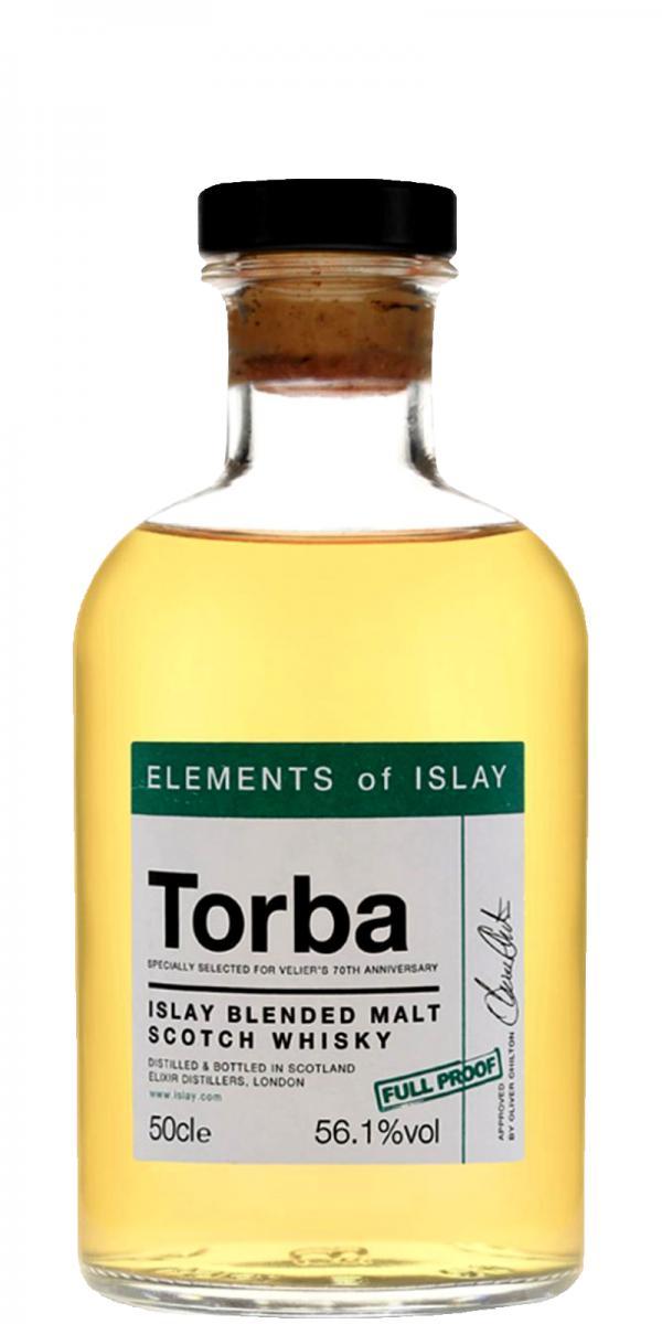 Torba Islay Blended Malt Scotch Whisky ElD