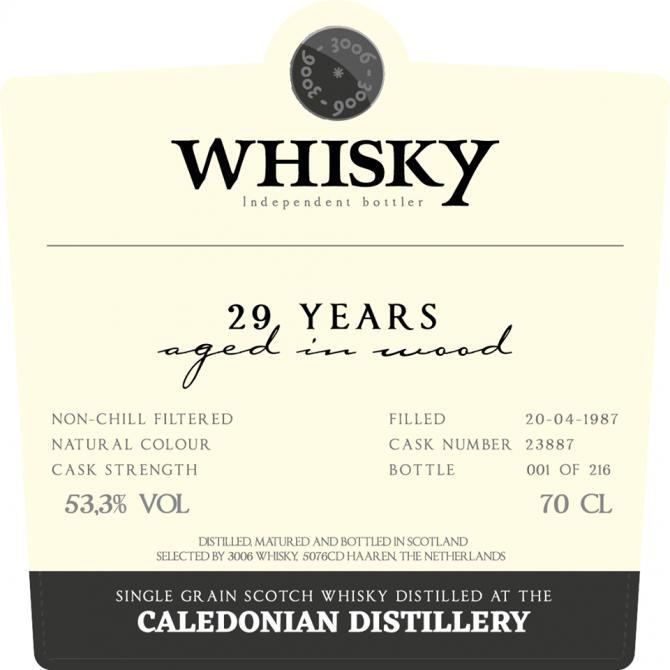 Caledonian 1987 3W