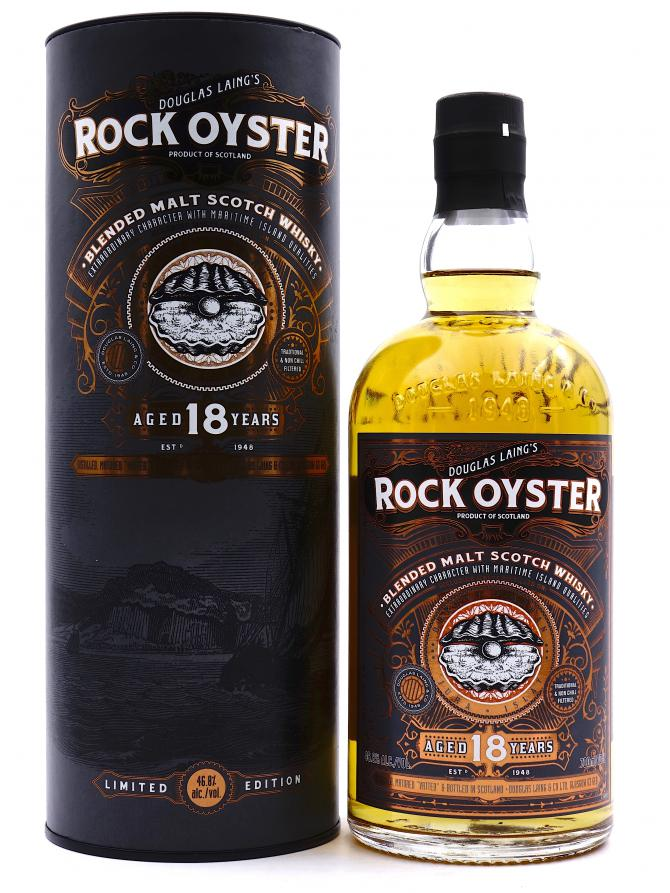 Rock Oyster 18-year-old DL