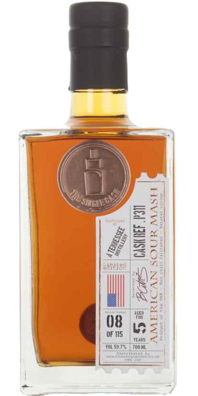 A Tennessee Distillery 05-year-old TSCL