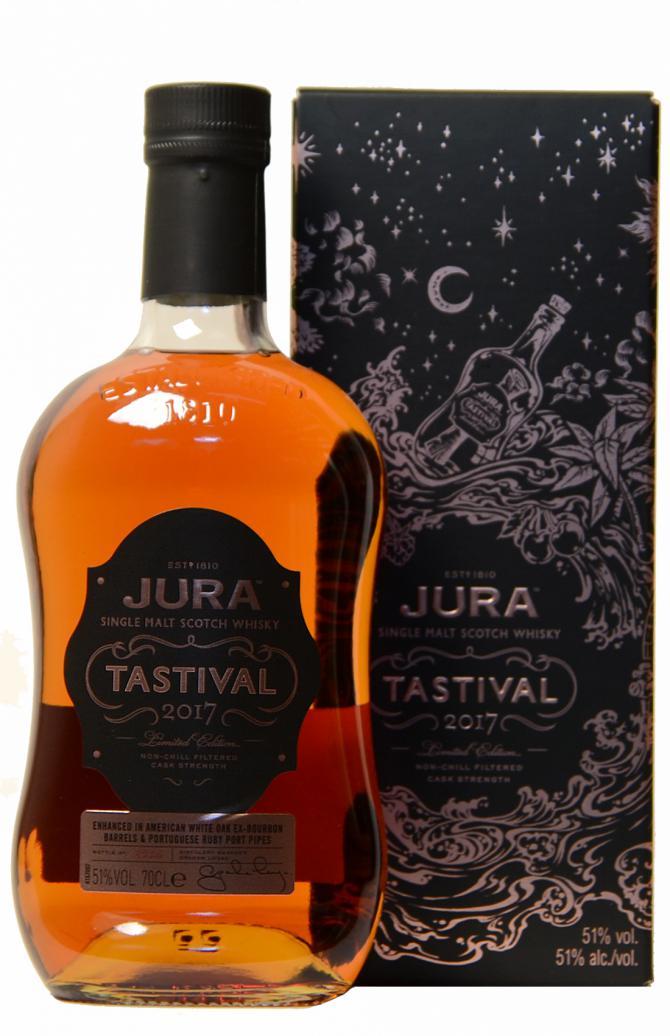 Isle of Jura Tastival 2017