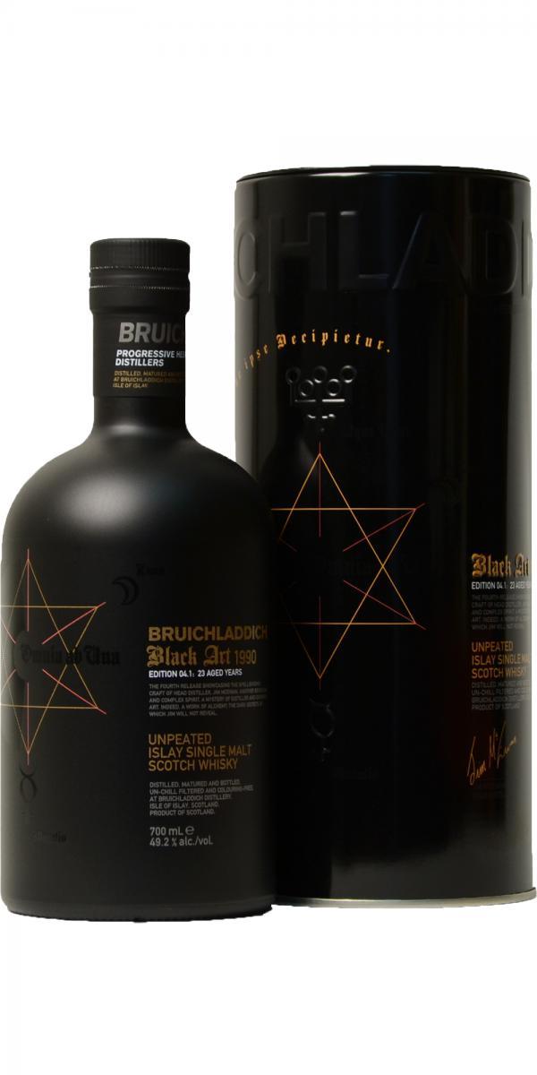 Bruichladdich Black Art 04.1