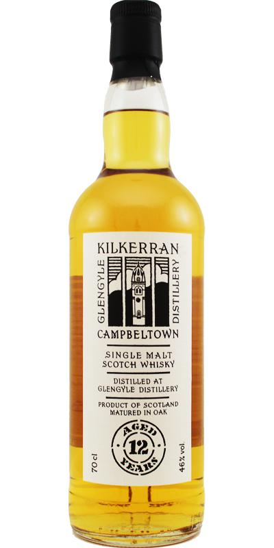 Kilkerran 12-year-old