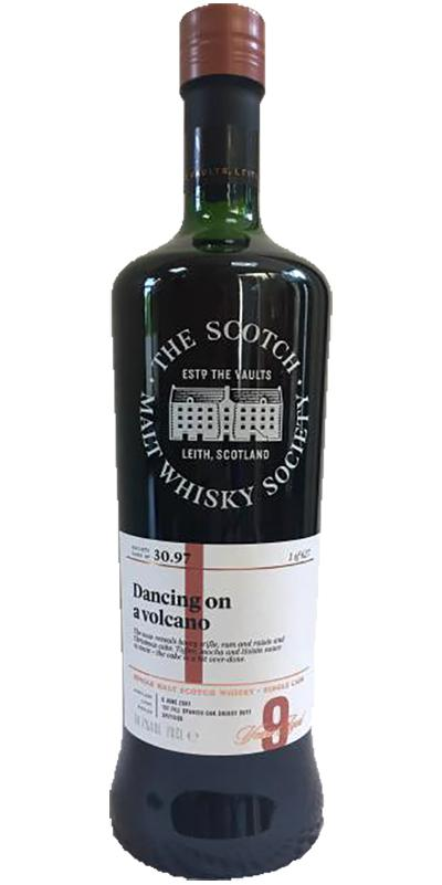 Glenrothes 2007 SMWS 30.97