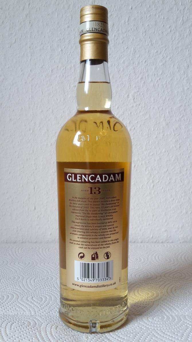 Glencadam 13-year-old