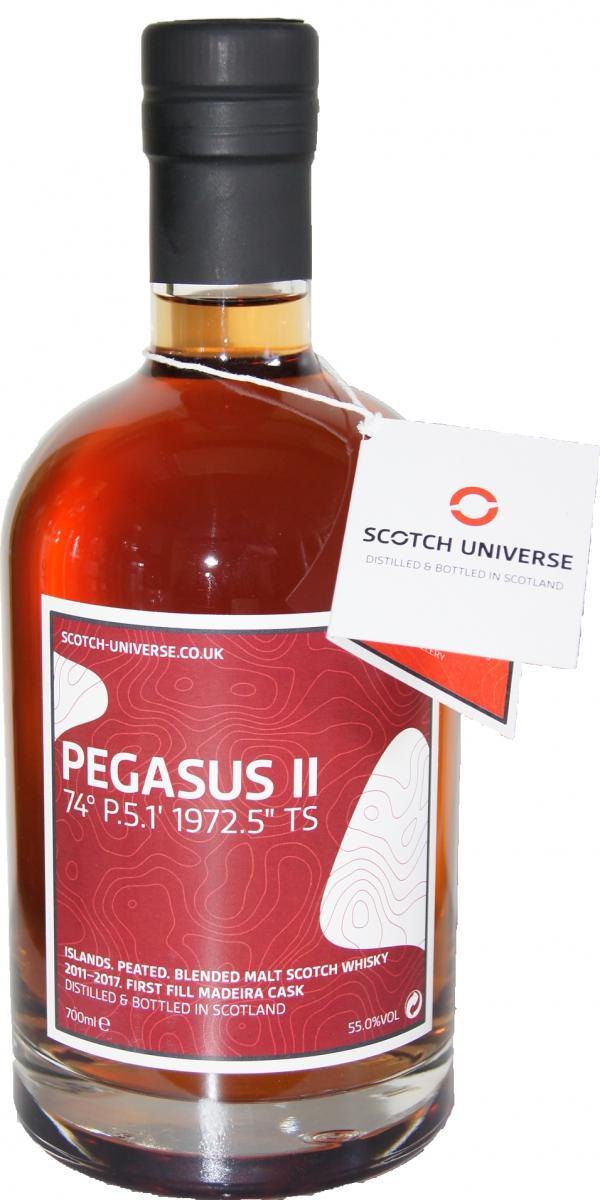 Scotch Universe Pegasus II - 74° P.5.1' 1972.5'' TS