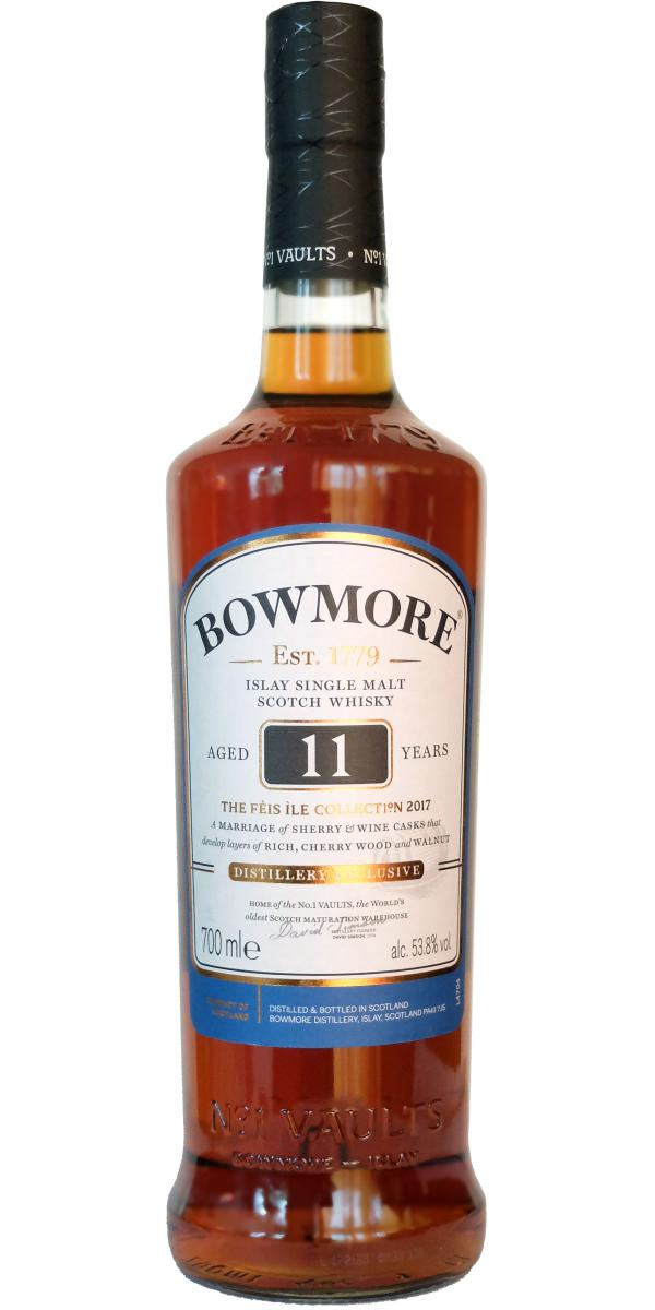 Bowmore 11-year-old
