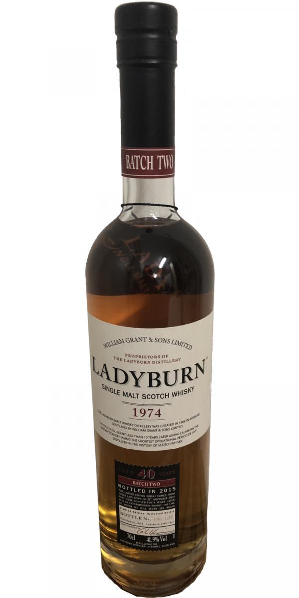 Ladyburn 1974