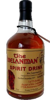 The Hielanman Spirit Drink 1971 CA