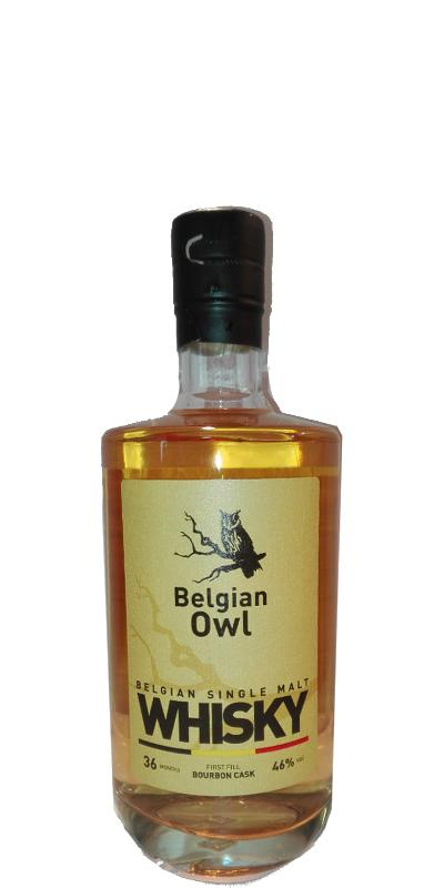 The Belgian Owl 36 months