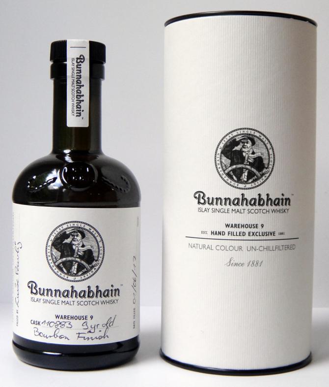 Bunnahabhain 09-year-old