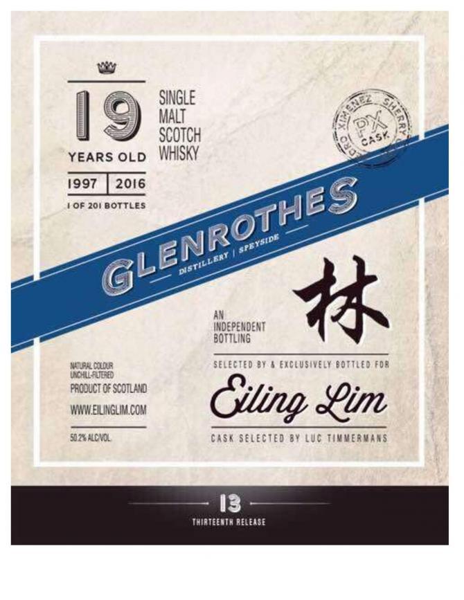 Glenrothes 1997 EL