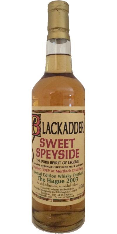 Mortlach 1989 BA Sweet Speyside
