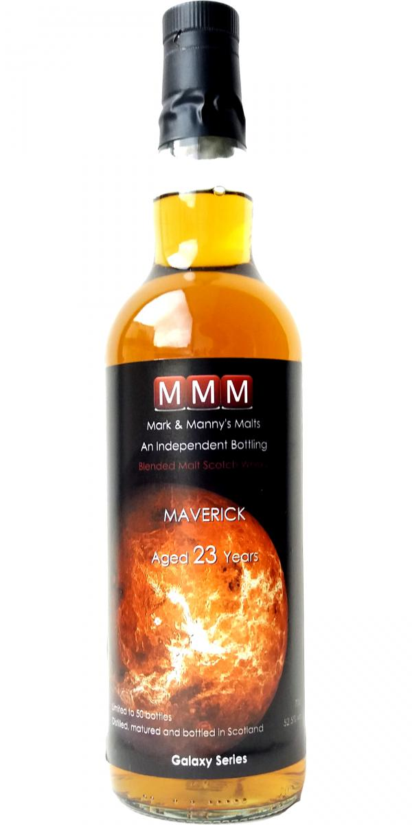 Blended Malt Scotch Whisky 1993 MMM